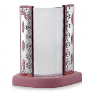 Buy Pink Baby Glass Frame Online