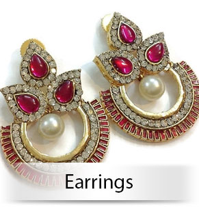 Shop for ganesh chaturthi earrings