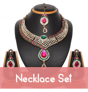 Necklace Set Jewellery,Fashion Jewellery Online